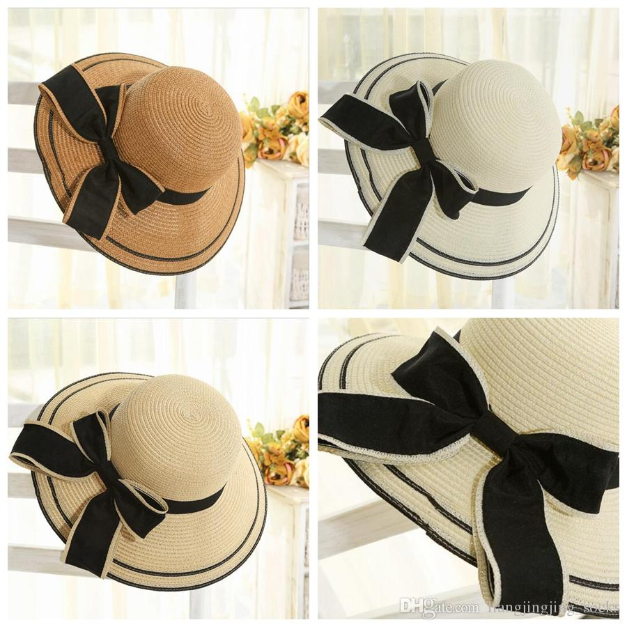 183662173e6 Straw Hats Summer Bucket Hat Outdoor Prevented Bask Hat Creative ...