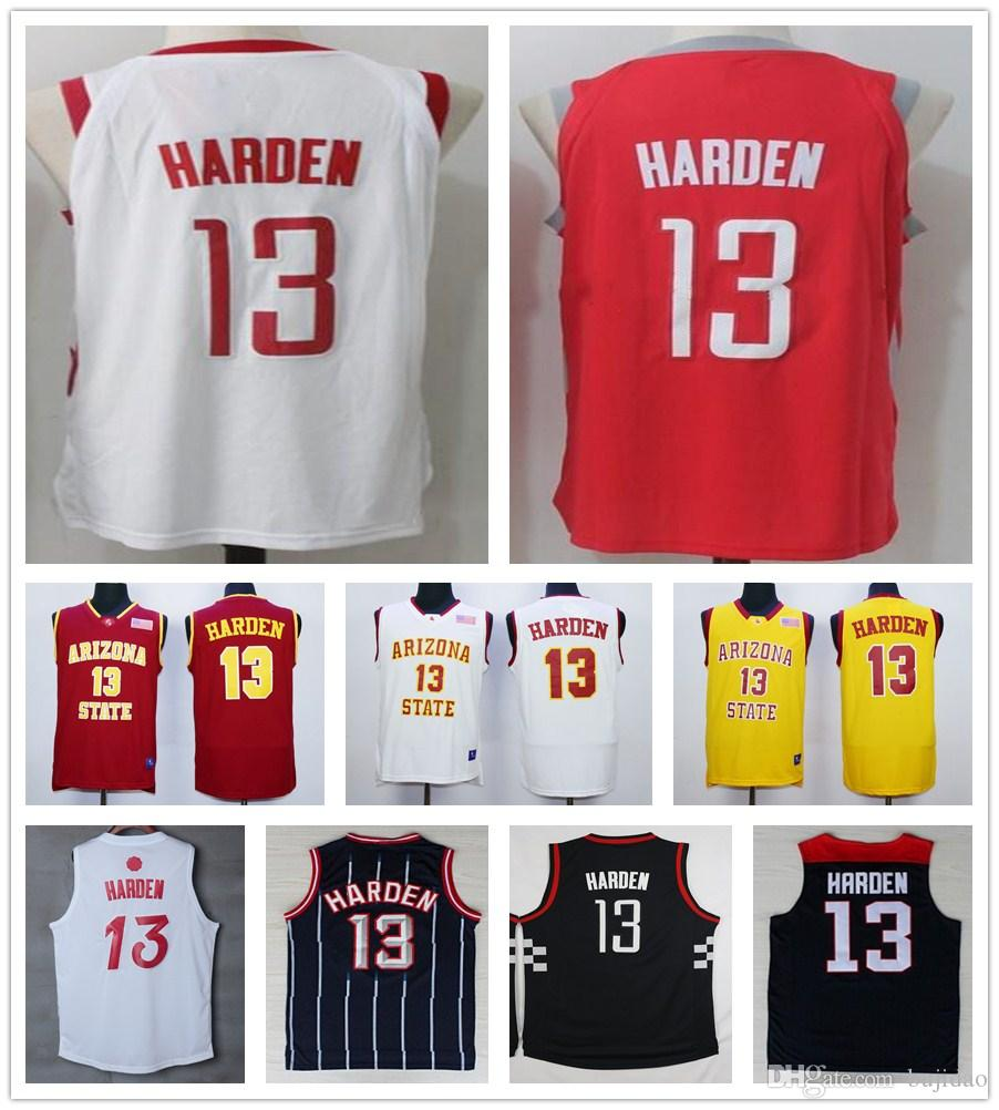 the best attitude 7a222 a236d 13 james harden jersey island