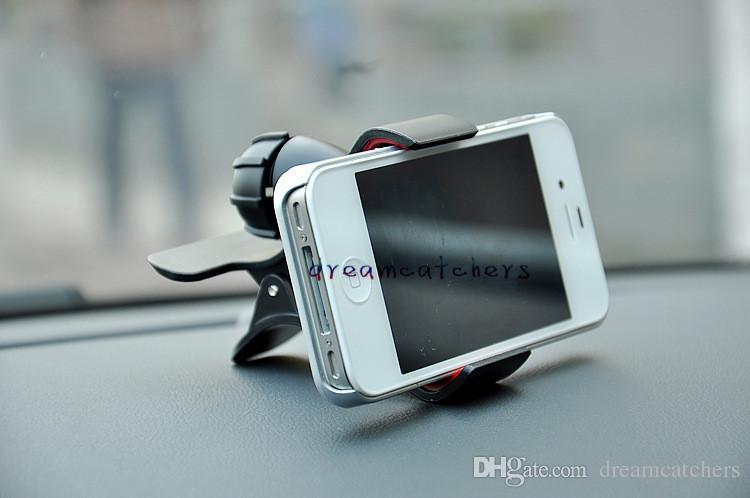 Universal Windschutzscheibe Swivel Auto Mount Fenster Desktop Saugnapf Hoder Halterung Clip Halter für iPhone 7 Samsung LG Handy Universal
