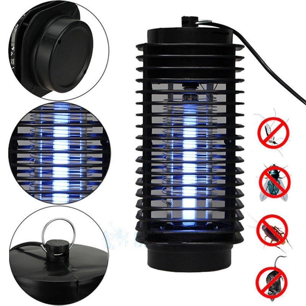 Electronic Mosquito Killer Bug Zapper Trap Photocatalyst Fly Uv
