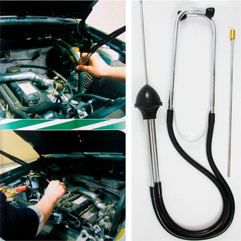 Auto Diagnóstico Do Motor Do Carro Bloco Estetoscópio Ferramentas Automotivas Ferramentas de Reparação Automotiva ferramenta de Diagnóstico Analisador Do Motor Acessórios Do Carro