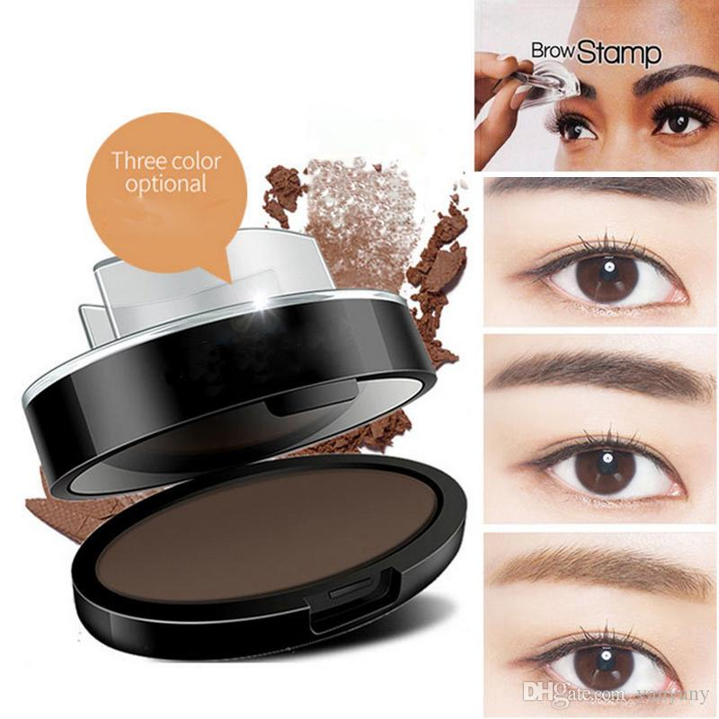 New Hot Professional Eyebrow Enhancer Cosmetics Set Pigment Minerals