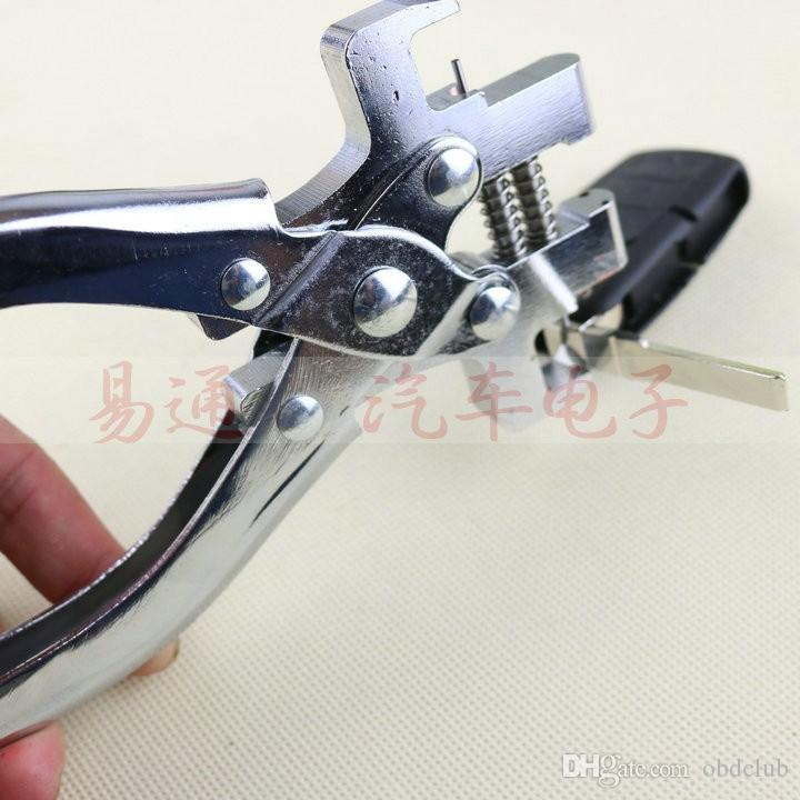 Dismounting pin For Flip Key vice remover flip Fixing Tool Folding key split pin folding key Disassembly tool
