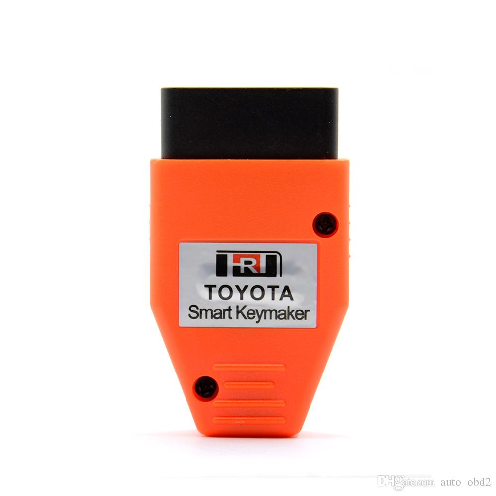 for Toyota Smart Key maker 4C 4D transponder chip key programming machine For Toyota Smart Keymaker with warranty