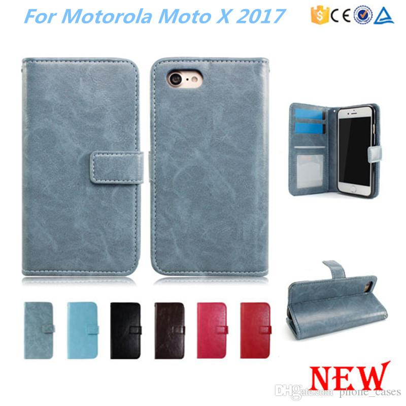For ZTE Prestige 2 N9136 Wallet PU Leather Case Cover Pouch With Card Slot  Photo Frame For LG Aristo LV3 MS210 Metropc K7
