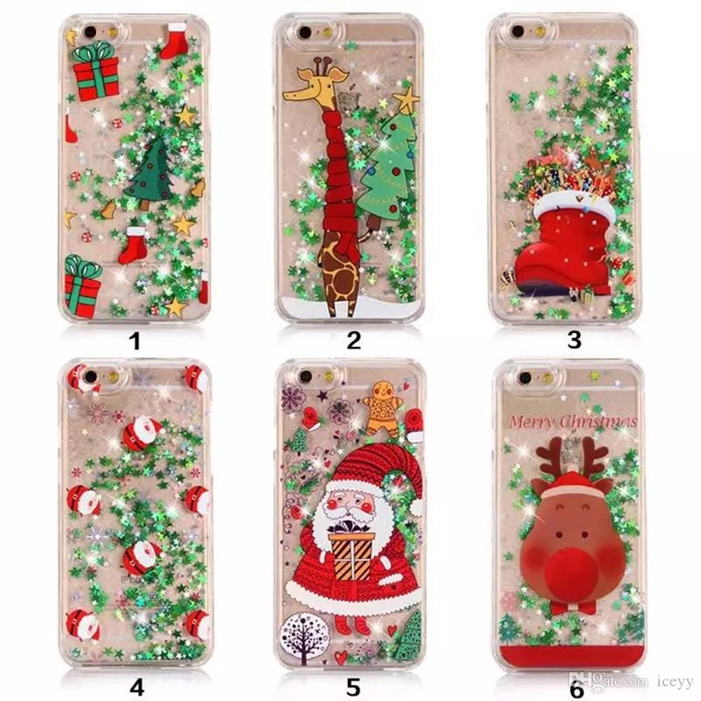 Cool Merry Christmas Case For Iphone7/7 Plus Cover For Iphone 5/5s ...