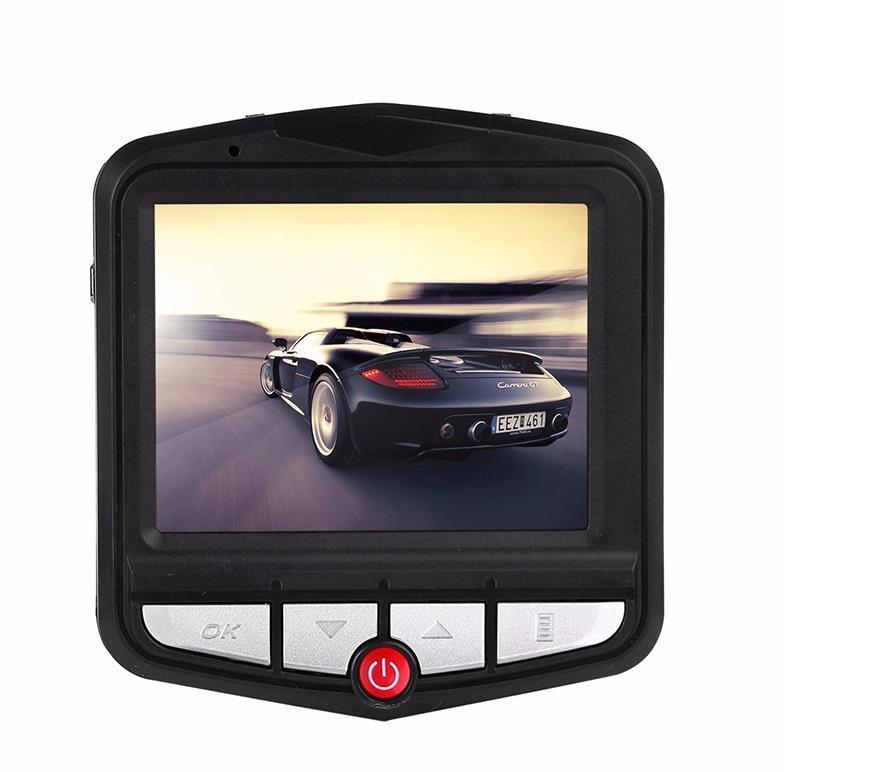 "Full HD 1080P 2.4""LCD HD Car DVR Camera IR Night Vision Video Tachograph G-sensor Parking Video Registrator Camera Recorder"