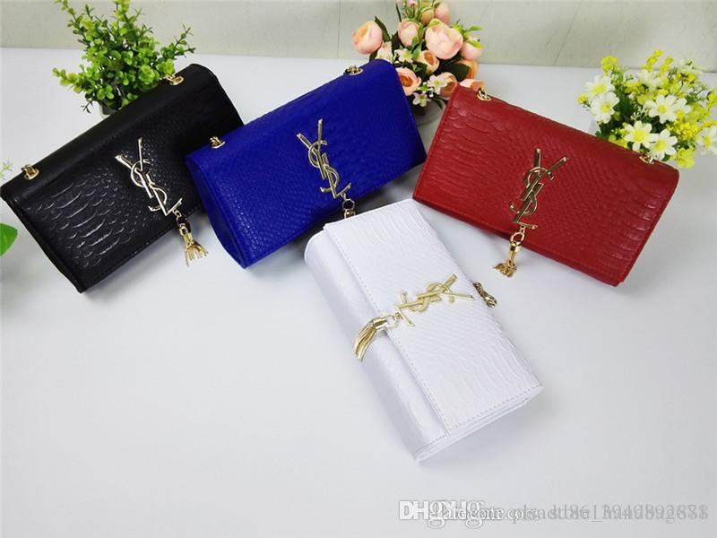 1c6c59b3c25 Y Bag YSL Famous Brand Man Designer Woman LV Michael Handbags Ladies MK  Co.Ch Bags Shoulder Bag Totes Purse Lady Wallet Handbags 2056 From ...