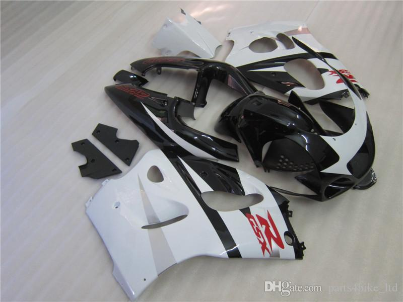 Kit de carénage pour 1997 1997 1998 1999 2000 Suzuki Srad GSXR 600 750 GSXR600 GSXR750 96 97 98 99 Catériel