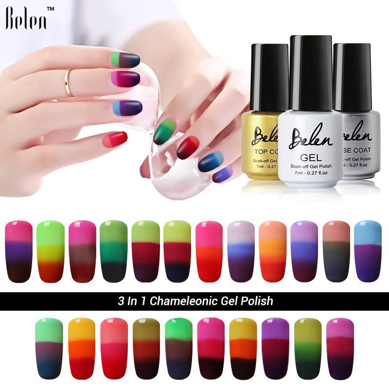 Opi Uv Gel Nail Polish Colors To Bend Light