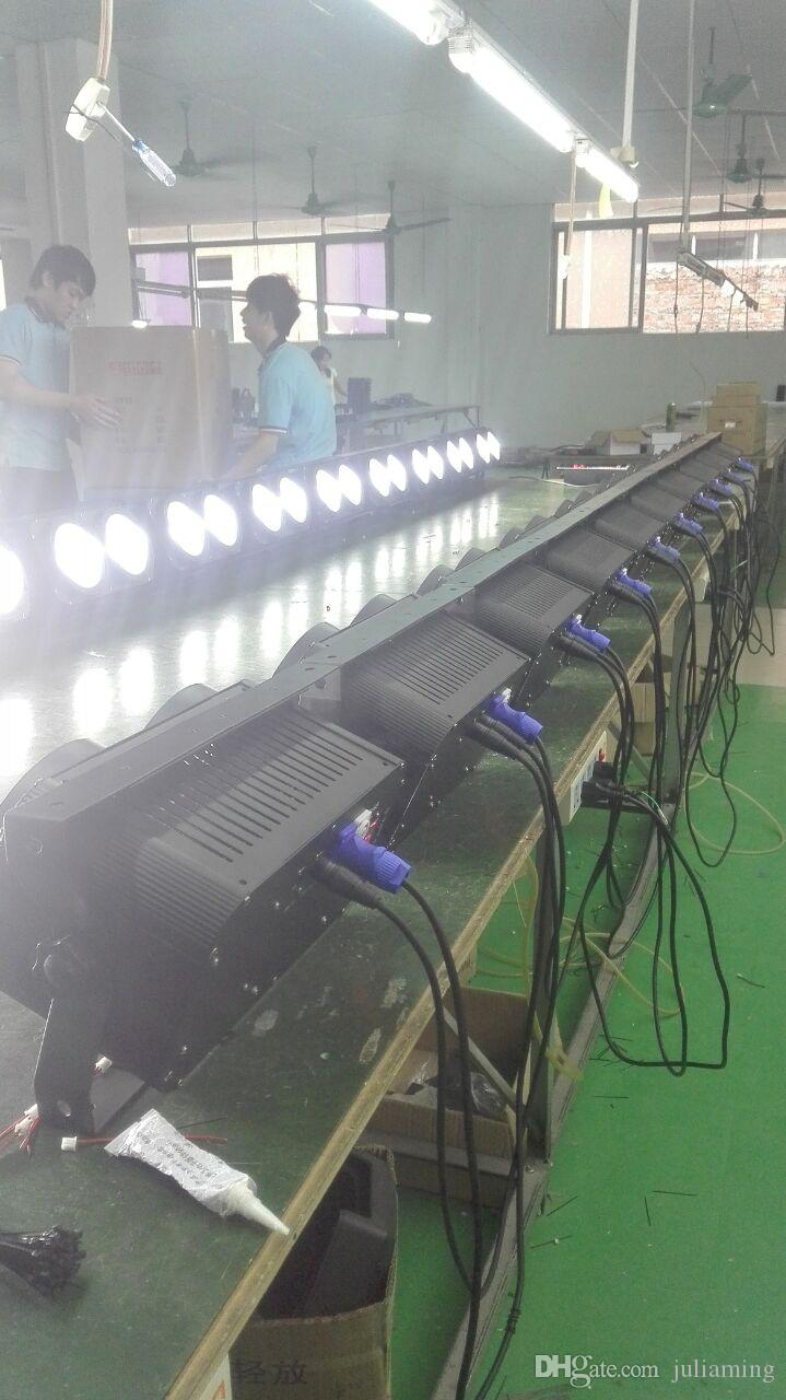 IP20 COB 2*100w 2 Eyes Cold white + Warm white /2x100W white&warm white 2 in 1 Stage Led Audience led blinder Light