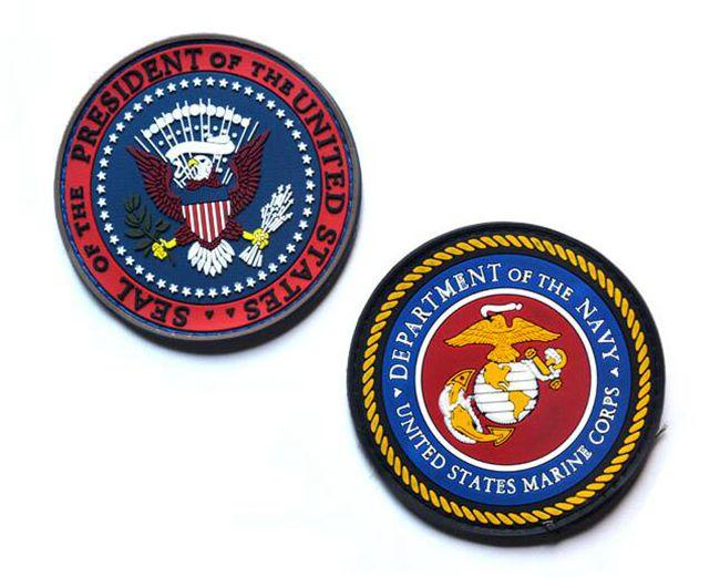 VP-49 3D PVC Rubber Patches United States Marine Corps tactical Patch NAVY Tactical badge Tactical Forest Morale Patch sew on patch