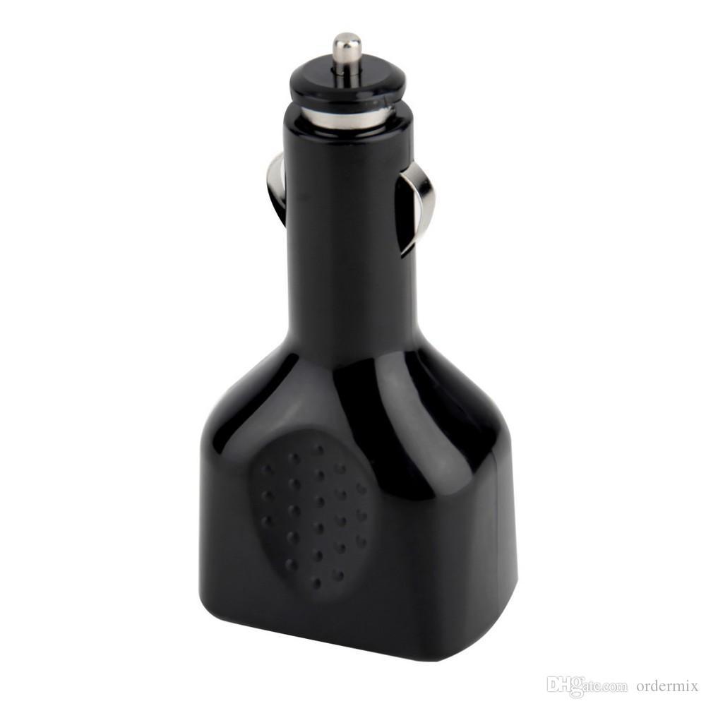 Design 5V 2.1A USB 4 Port Auto Zigarettenanzünder Sockel Autoladegerät Adapter für Mobiltelefon