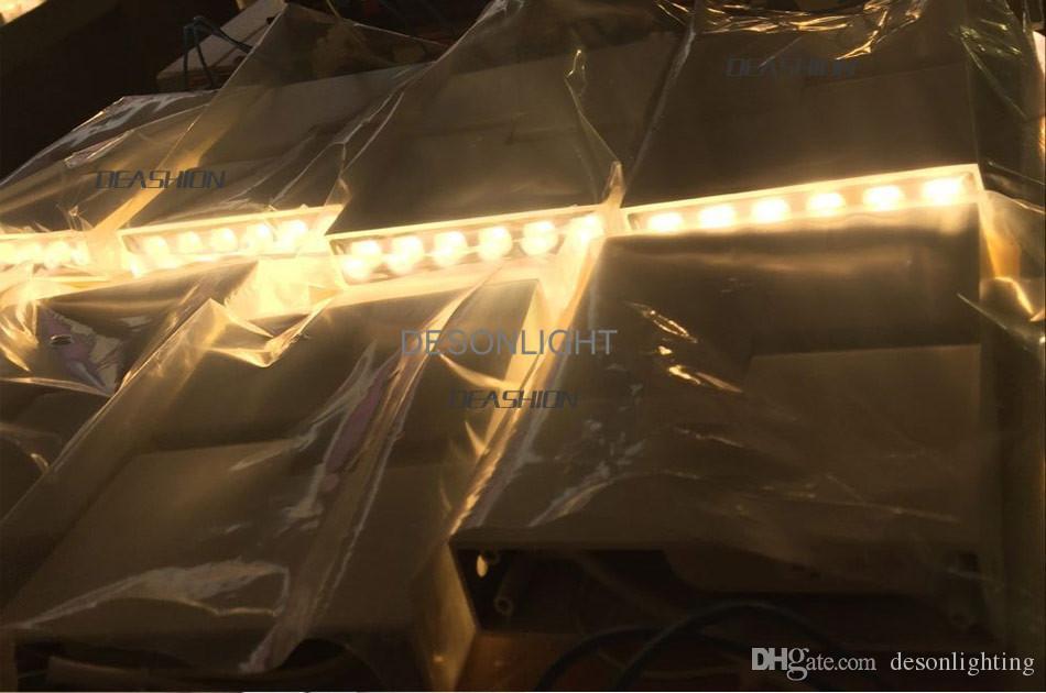 Moderna lampada da soffitto a binario regolabile a soffitto interni Lampada da soffitto a LED a luce diretta da soffitto Cucina Sala da pranzo Illuminazione sala espositiva