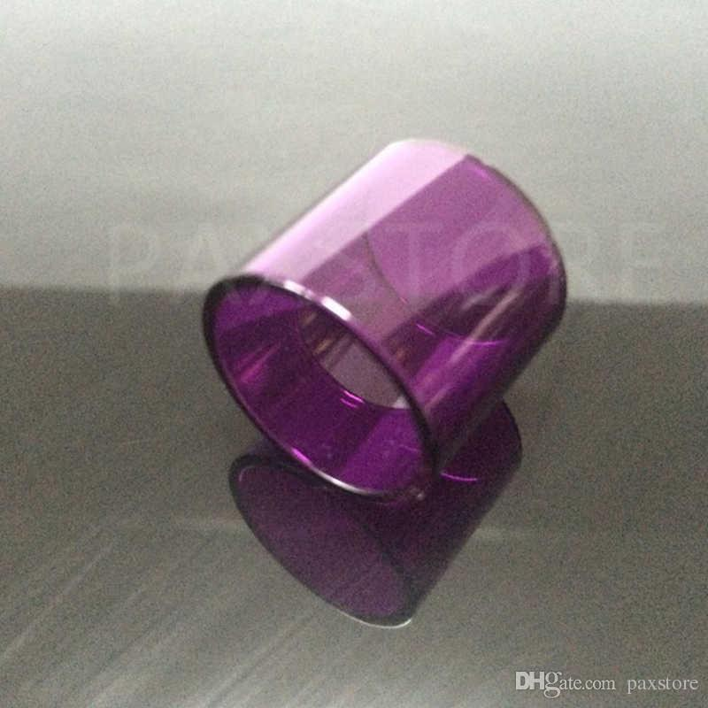 Top Rated Vape Pen 22 Replacement Pyrex Glass Tube for Vape Pen 22 Atomizer Replacement Sleeve Tube DHL FREE