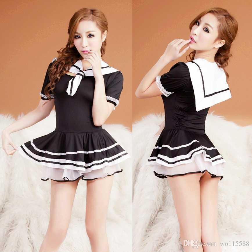 new sexy lingerie sexy underwear female police uniforms temptation extremely sexy silk socks sailors students nightclubs sm em