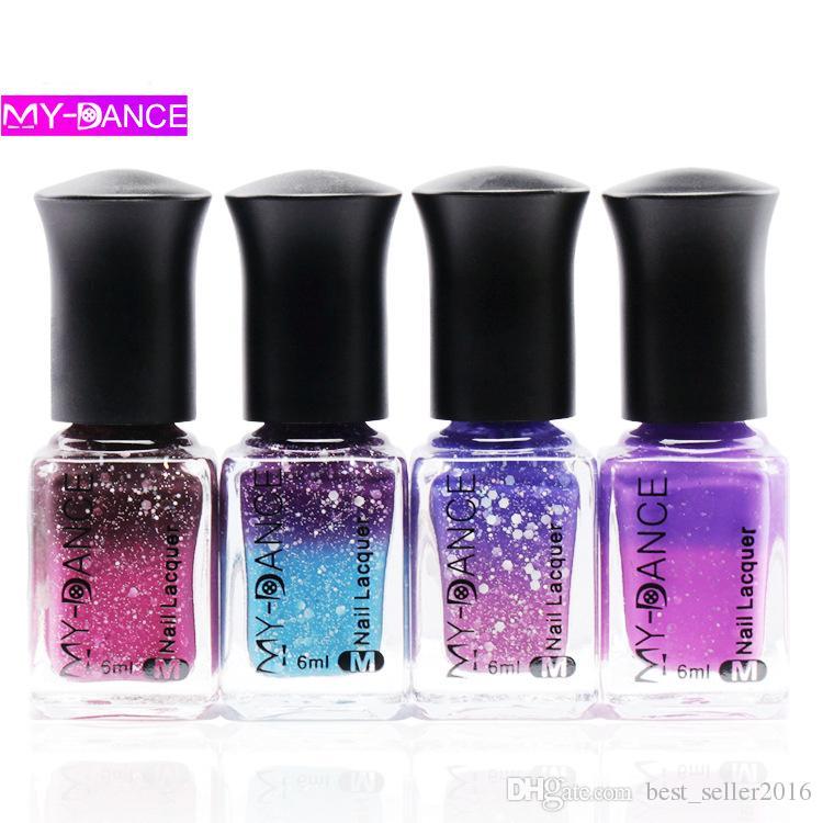 2017 Hot Sell My Dance Nail Polish Art Beauty Supply Magic Color ...