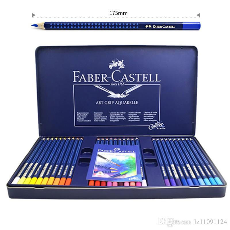 Online Cheap Faber Castell Colored Pencils For Kids 12/24/36/Cute ...