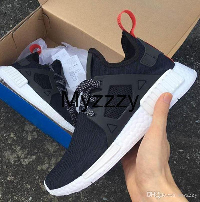 Online UA NMD XR1 PK White Sneakers Beautiful Hot Sale at