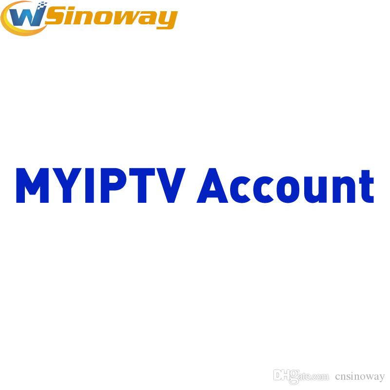 Myiptv Free Account