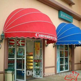 See larger image & 2018 French Folding Awning Canopy Watermelon Canopy Awning Awning ...