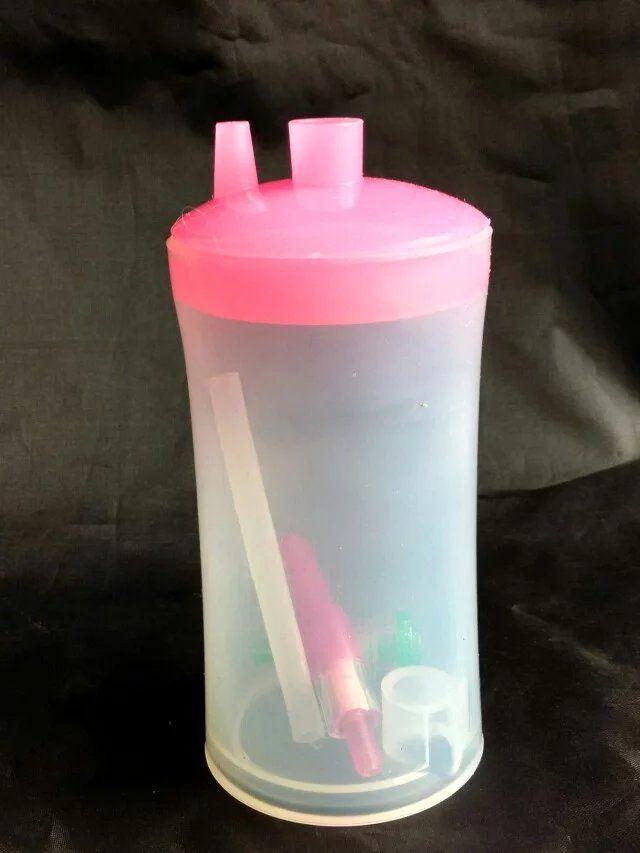 Цвет силиконовый шланг бутылки воды стеклянные бонги аксессуары , стекло курительные трубки красочные мини многоцветные ручной трубы Лучшая ложка глас