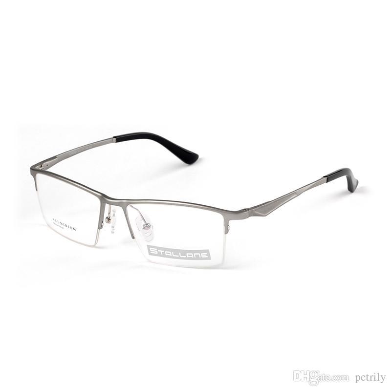 Stallane Brand New Fashion Two Colors Men Optical Myopia Glasses ...