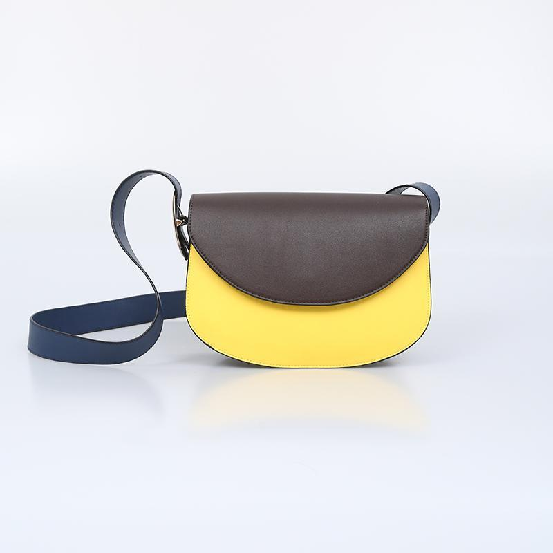Nice Nice Women Leather Handbags Famous Brand Women Small Messenger Bags  Female Crossbody Shoulder Bags Clutch Purse Hit Color Bag Handbag Wholesale  Hobo ... ce5b3f0efc14f