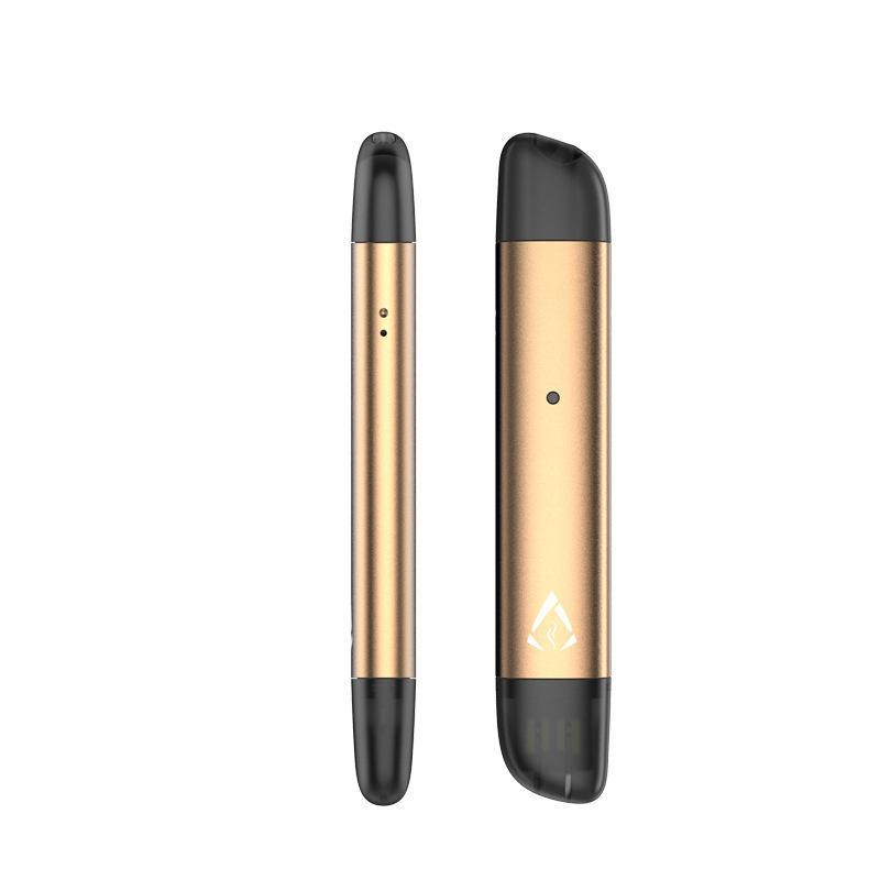 Orijinal Rofvape Warlock Bezelye Vape Kalem Seti 5-10 W Mini USB Şarj Ile 400 mAh Pil EDC E Sigaralar TZ758