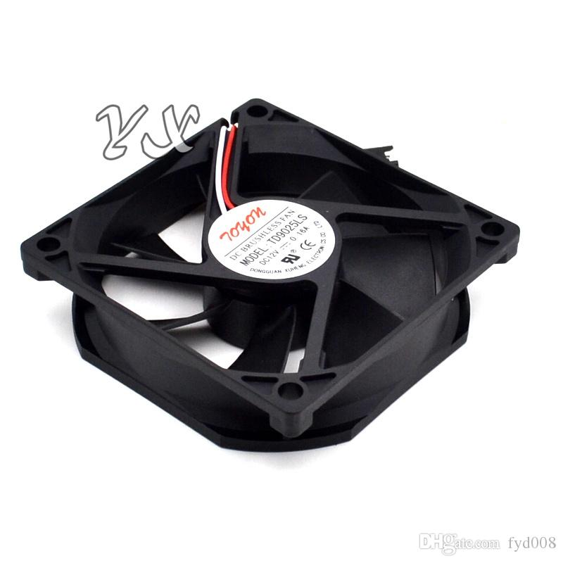 Envío gratis de alta calidad Nuevo TD9025LS 9 cm 90 mm DC12V 0.16A ventilador hidráulico inversor ventilador de refrigeración