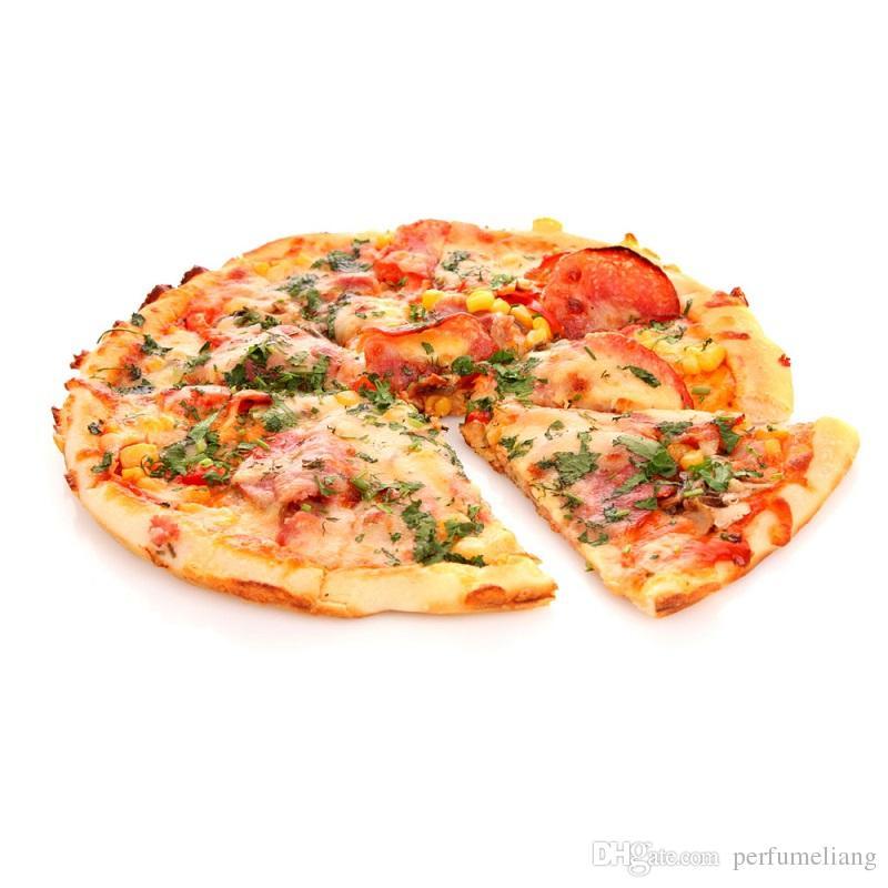 12 '' Alüminyum Pizza Tepsi Örgü Yuvarlak Pizza Ekran Pasta Pişirme Araçları Gözleme Net Pişirme Pan Pizza Net Pişirme Aksesuarları ZA3032