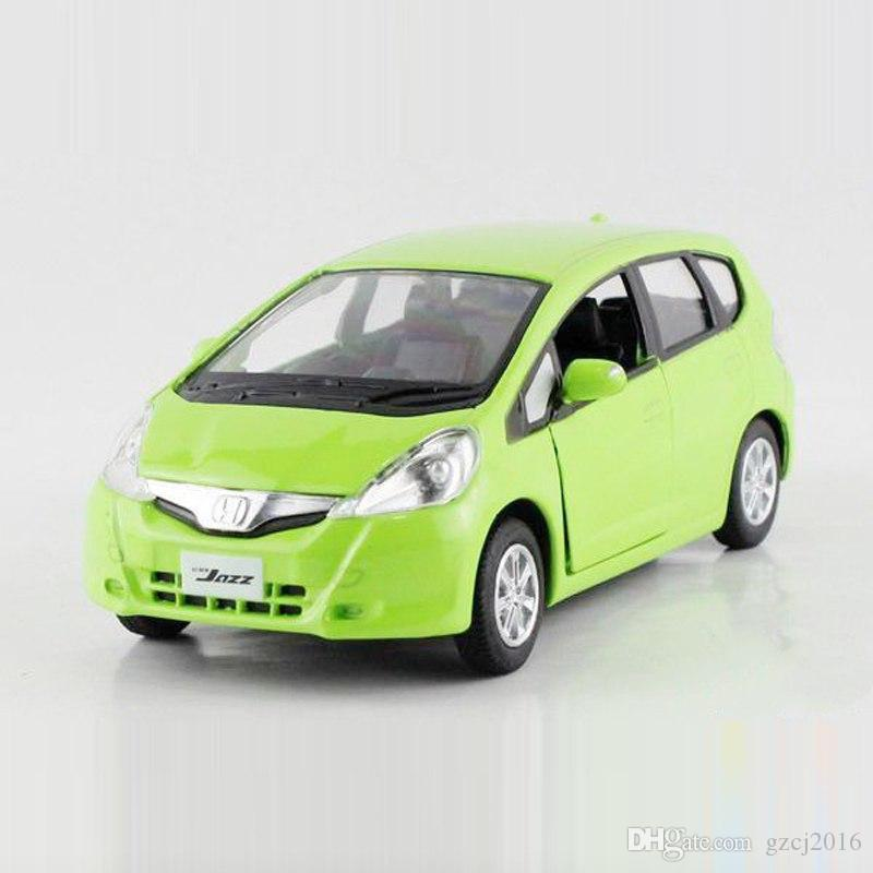 2017 20151007 hot sale uni fortune honda fit model car 136 5inch diecast metal cars toy pull back kids gift from gzcj2016 1612 dhgatecom