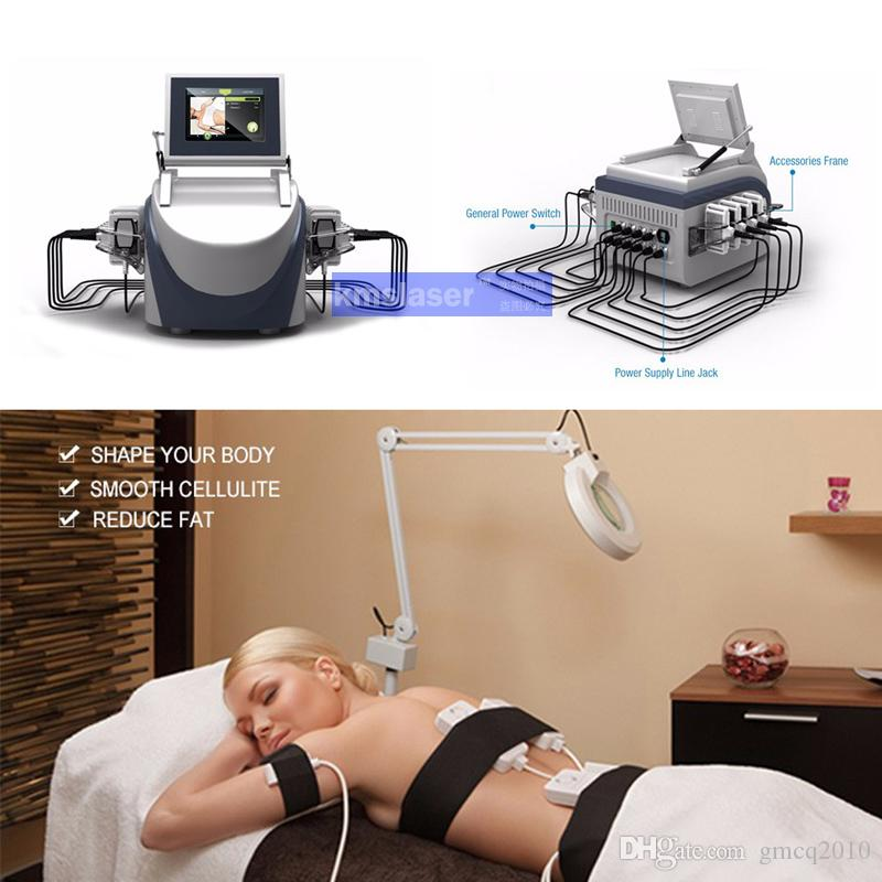 650nm professional portable I lipolaser lipo laser machine body slimming laser lipolysis weight loss equipment 160MW