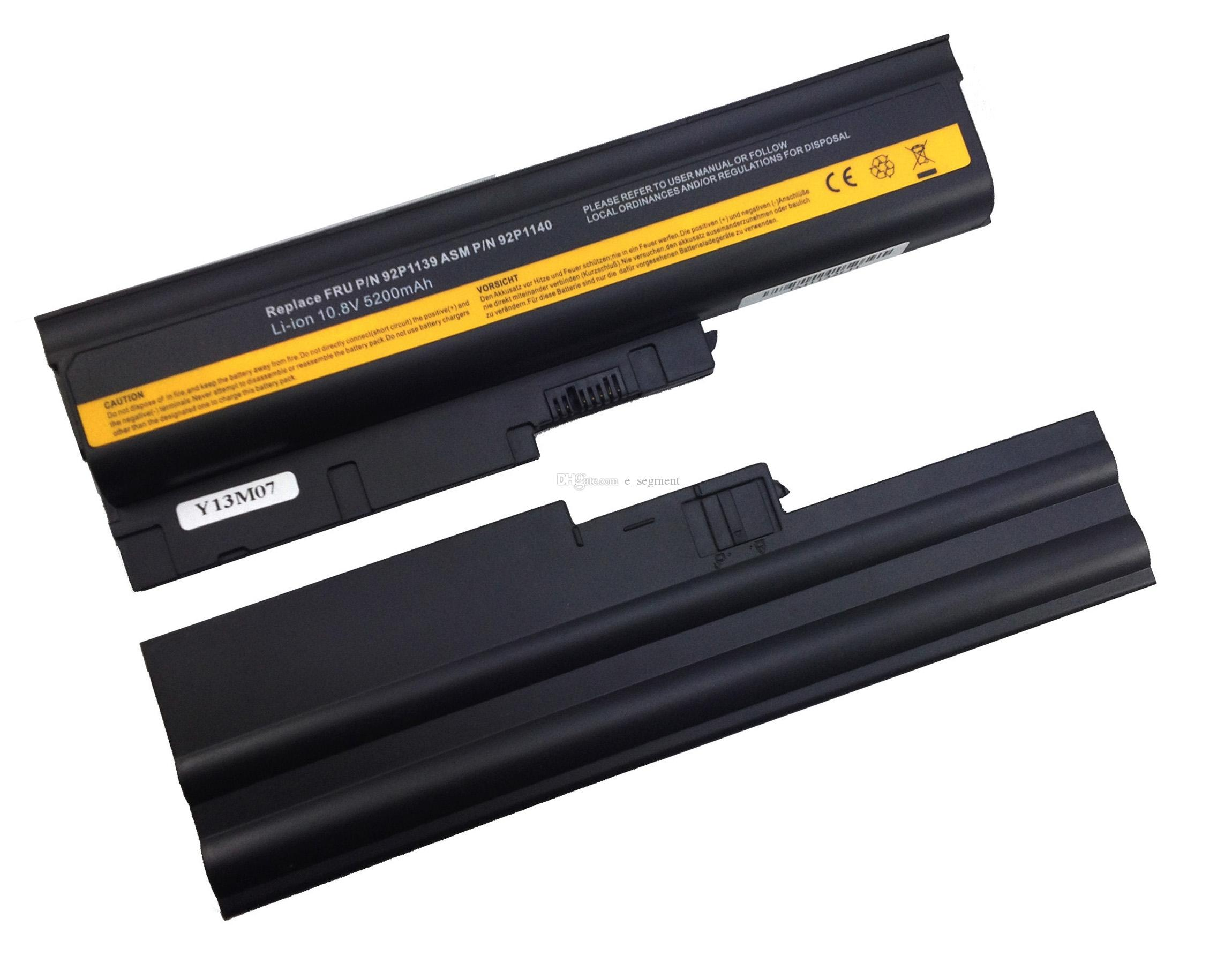 2018 new 6cell battery for ibm lenovo thinkpad r60 r61 t60p t61p rh dhgate com IBM ThinkPad Laptop Manual IBM ThinkPad T42 User Manual