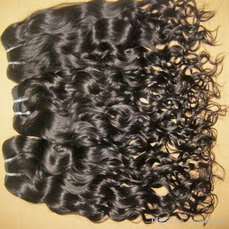 Tomada de fábrica Preço 2016 Novas Ondas Barato Não Transformados Brasileiro natural encaracolado cabelos / 200 gram Thicke Rainha Cabelo Verificado Fornecedor