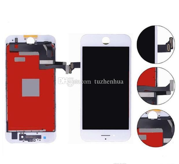 Superior Quality iPhone 7 LCD Display Panel Touch Screen Digitizer Assembly with Frame Spare Parts for Apple iPhone7