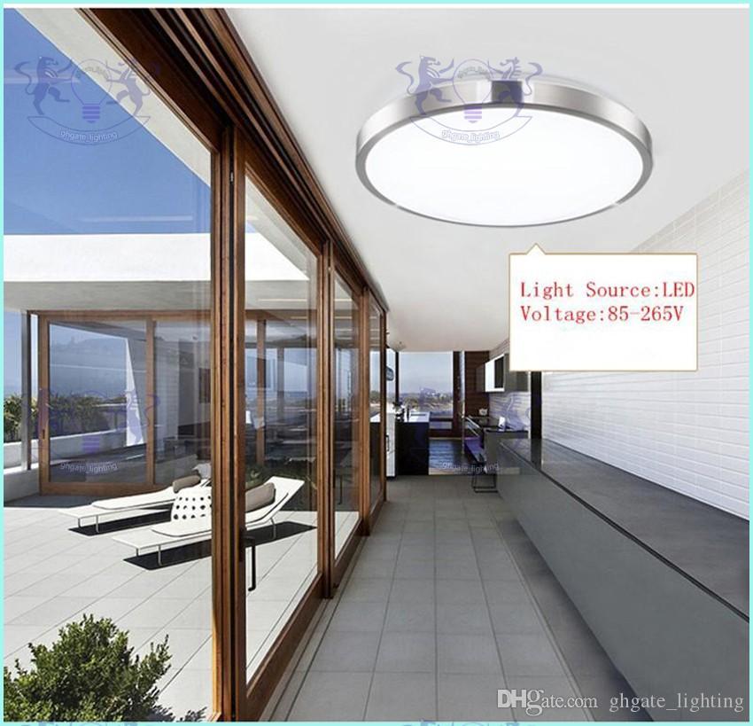 LED 천장 조명 Dia 350mm 220V 230V 240V 16W 36W 45W Led 램프 거실 지원을위한 현대 Led 천장 조명