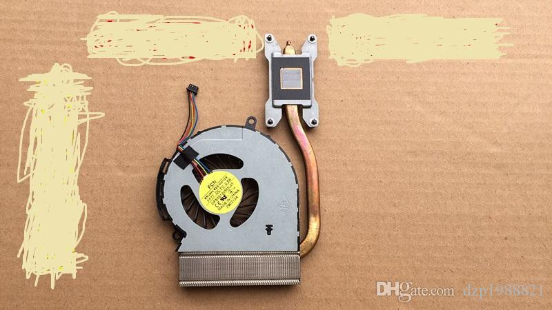 Nieuwe originele CPU Heatsink voor HP 14-D 15-D 245 G2 255 G2 Koeling Heatsink 747266-001 en gebruik voor moederbord met CPU