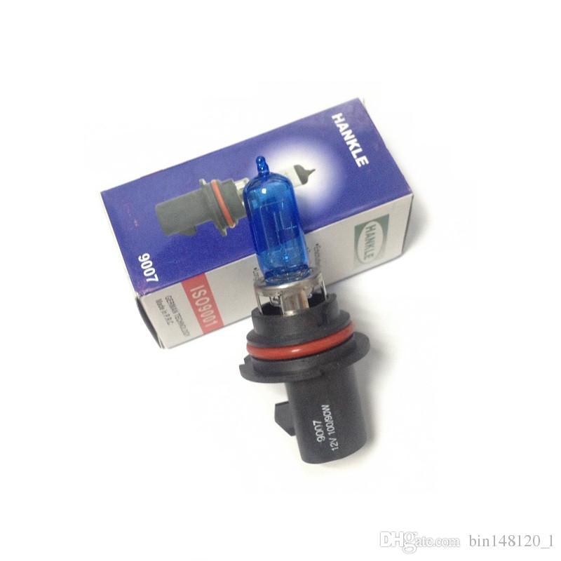New 12V 100/90W 9007 55W 9005/9006 Ultra-white Xenon HID Halogen Auto Car Headlights Bulbs Lamp Auto Parts Car Light Source Accessories