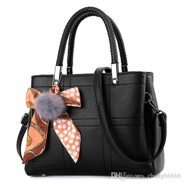 d80dfa73f4 Women Bag 2017 New Boom OL Commuter Styling Fashion Female Bag Women Messenger  Bags Leather Handbag Shoulder Bags Messenger Bags Online with  29.95 Piece  on ...