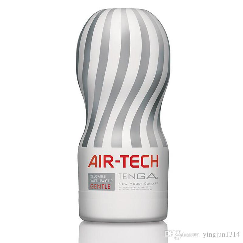 Tenga Air-tech Reusable Vacuum Sex Cup Soft Silicone Vagina Real Pussy Pocket Pussy Male Masturbator Cup Sex toys