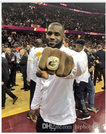 2016 Lebron James Championship Rings Basketball Ring Mvp Replica For Jewelry Stores From Hiphopking