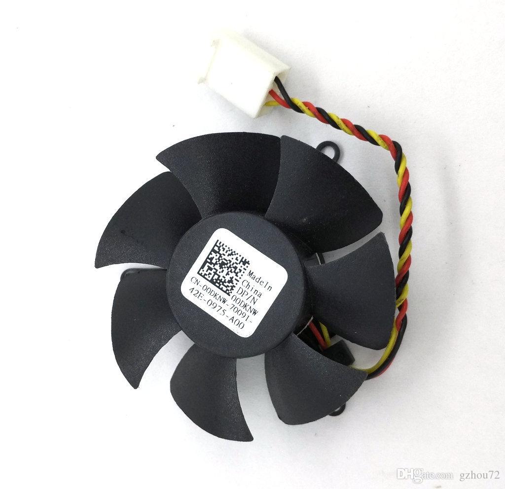 Novo ventilador de Laptop Original para DELL XPS um 2710 toque-um ventilador de refrigeração Sunon MF50151V2-C030-G99 12 V 1.20 W