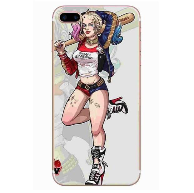 3D cartoon Luxury phone case for iphone 7 6 6s plus 5s soft slim PC cover cases fashion paiting defender cases GSZ240B