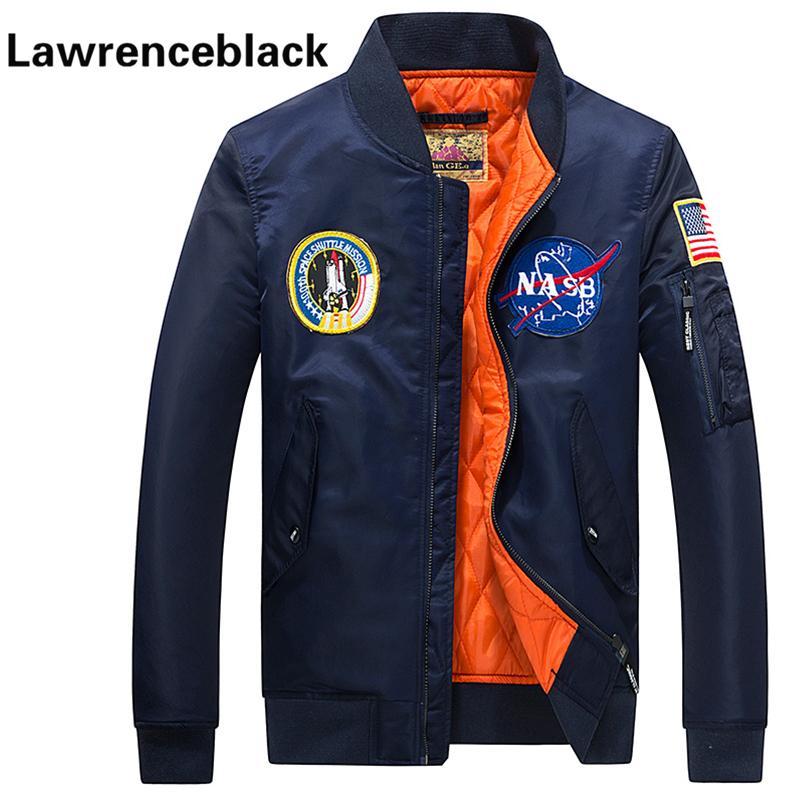 Wholesale Bomber Jacket Men Air Force Flight Jacket Pilot Men ...