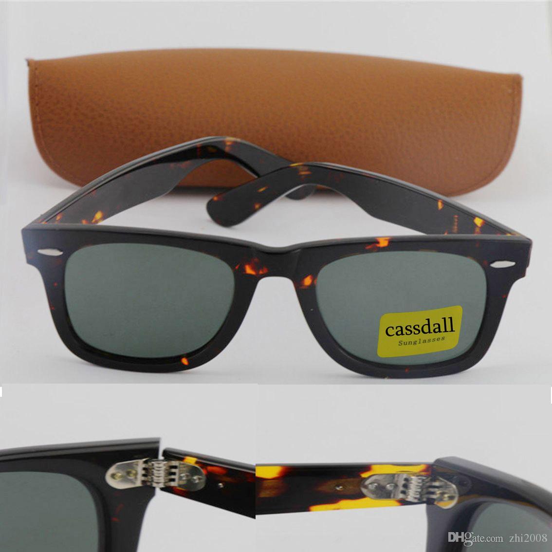 Pieghevole occhiali da sole uomini e le donne degli occhiali da sole di moda vetri variopinti , 10