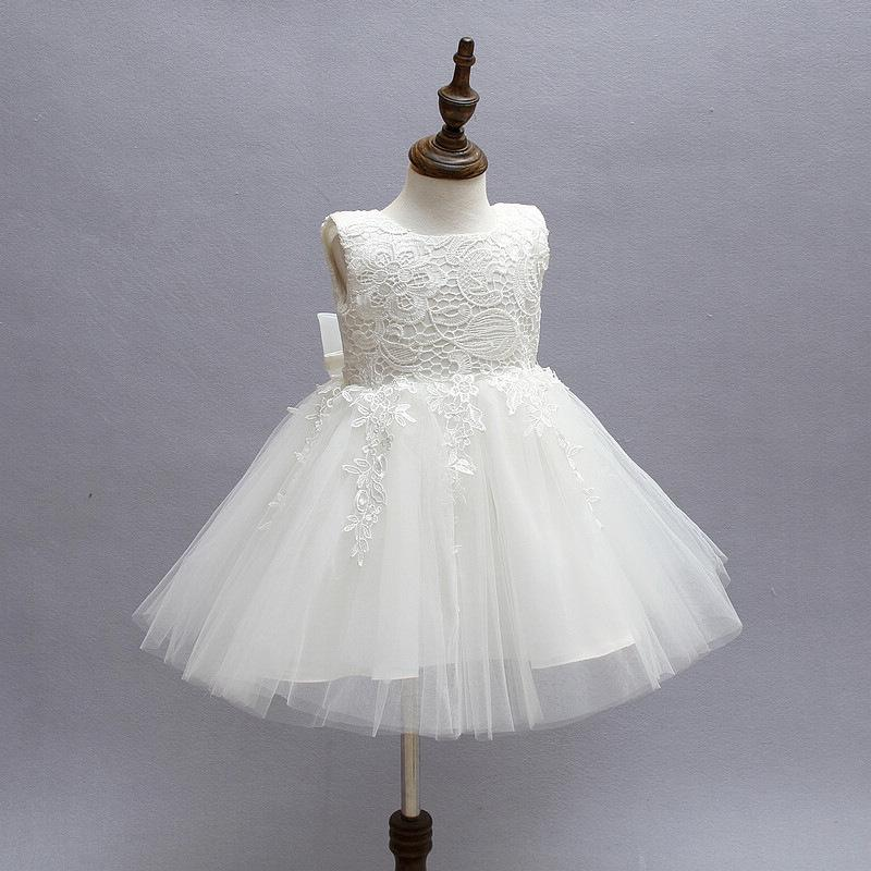 Wholesale- Baby Kids Party Gown Design Pageant Wedding Dresses ...