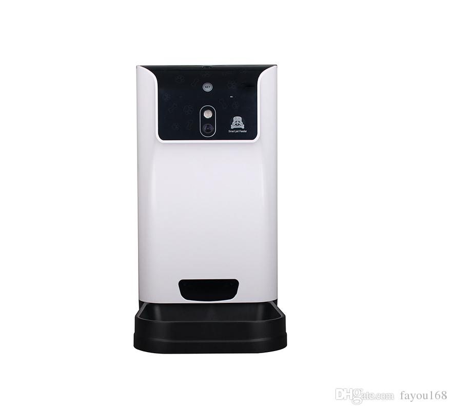 feeding store wireless pet monitoring ip product automatic wifi feeder remotely smart with dogs camera for water cats