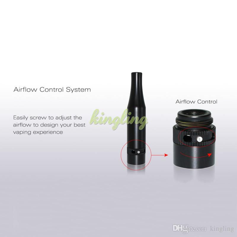 Hot seller Wax Vaporizer Pen Starter Kit Blacker W5 airflow control with Ceramic Quartz Coil for choice factory cheap price supply OEM