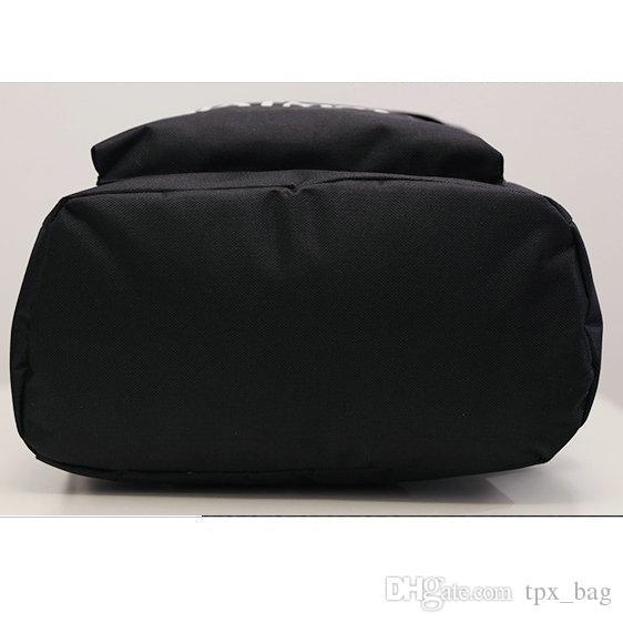Stać się ludzkim plecakiem Detroit Marcus Daypack Cool Schoolbag Leisure Plecak Sport Torba szkolna Outdoor Day Pack
